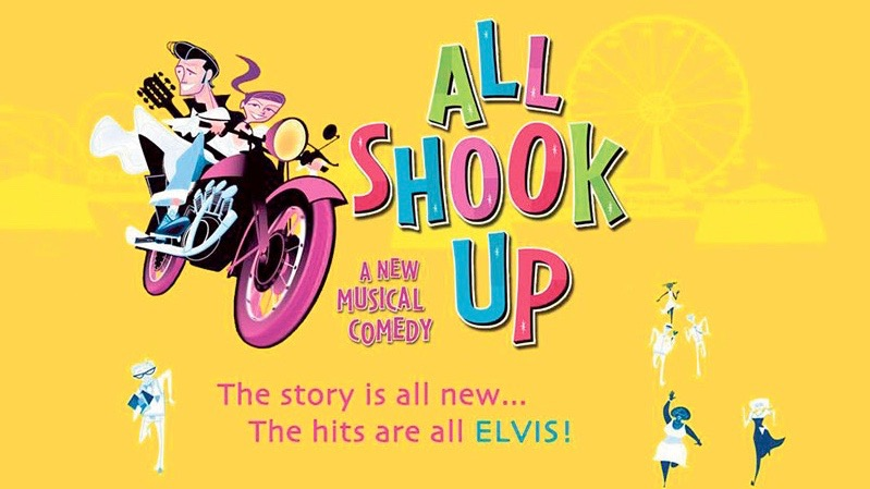 All Shook Up MainStage Programming